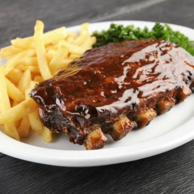 **Slow Cooker Best Ever BBQ Ribs
