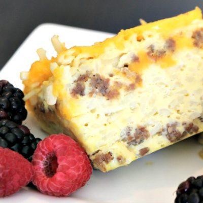 **Slow Cooker Egg Bake II