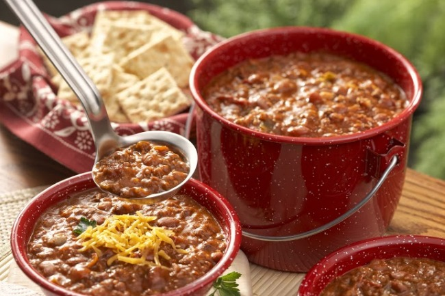 **Slow Cooker Copycat Wendy's Chili