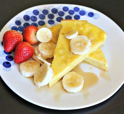 ** Slow Cooker Puff Pancake