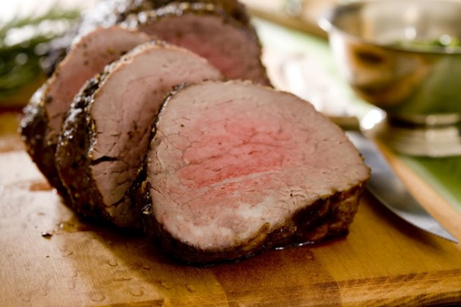 **Slow Cooker Beef Tenderloin