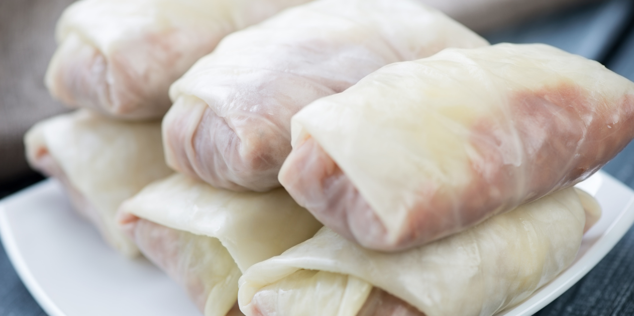 **Slow Cooker Cabbage Rolls