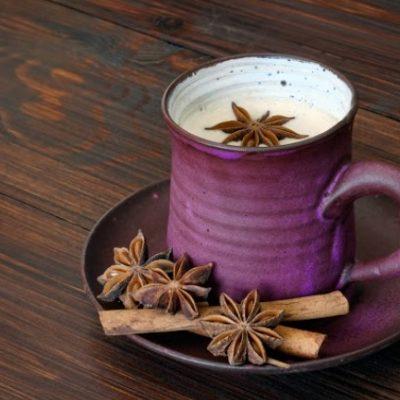 **Slow Cooker Pumpkin Chia Tea