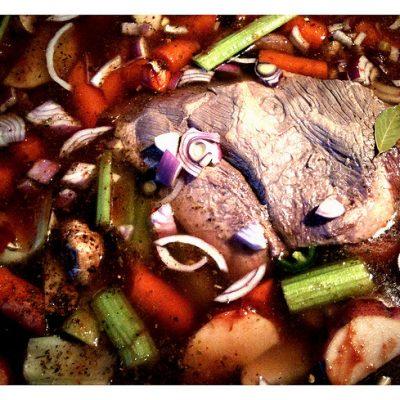 Crock Pot Cajun Pot Roast
