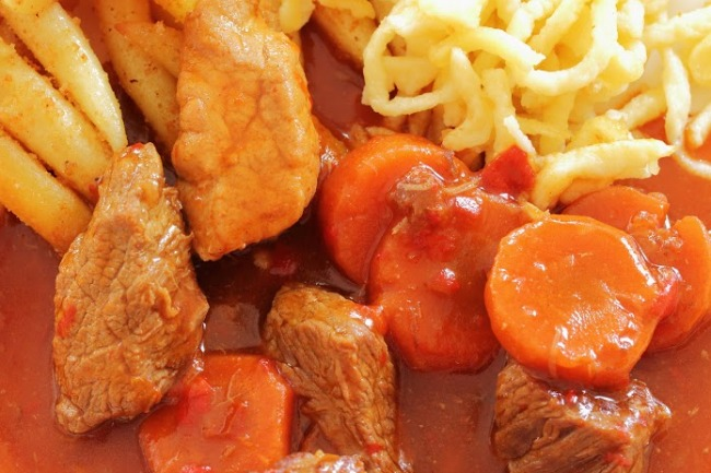 **Slow Cooker German Goulash