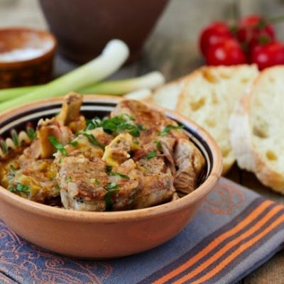 **Slow Cooker Paleo Spicy Lamb Stew
