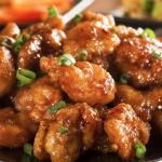 Slow Cooker Asian Glazed Chicken Wings * *