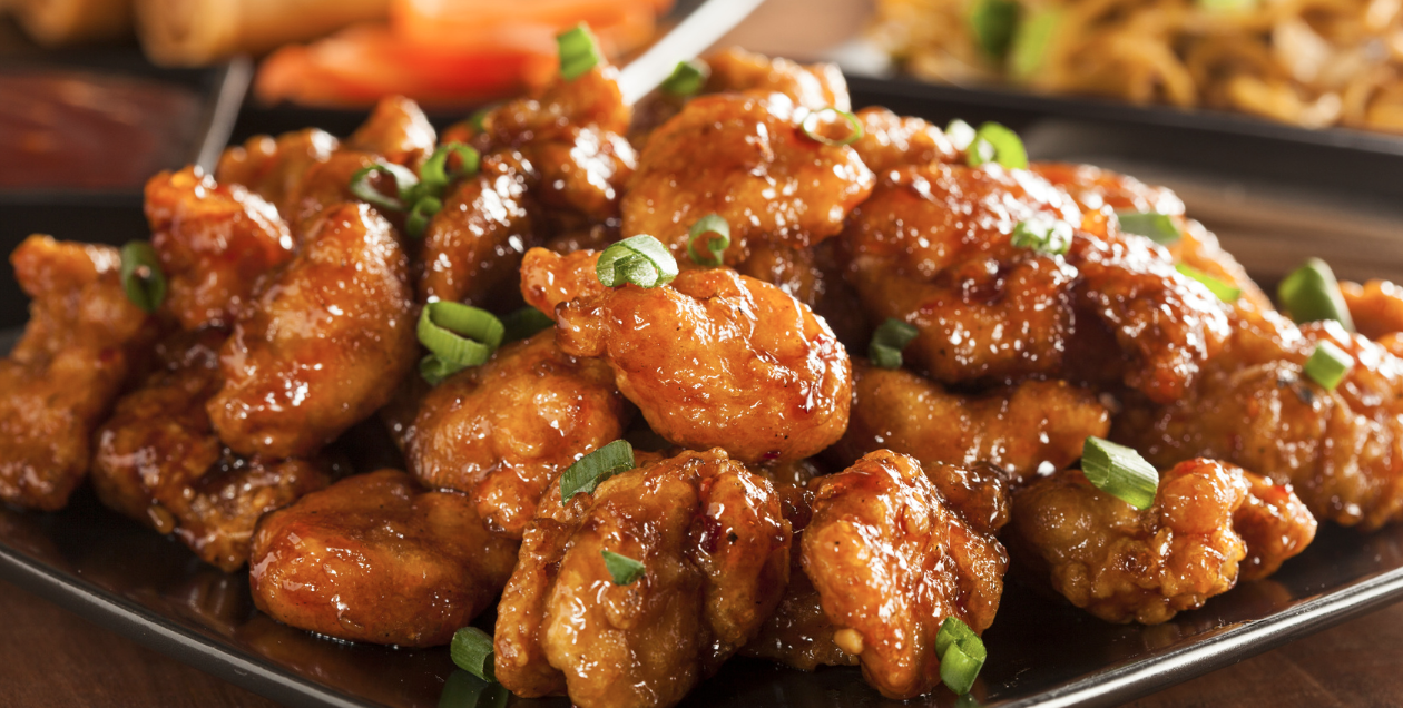 Slow Cooker Asian Glazed Chicken Wings * *