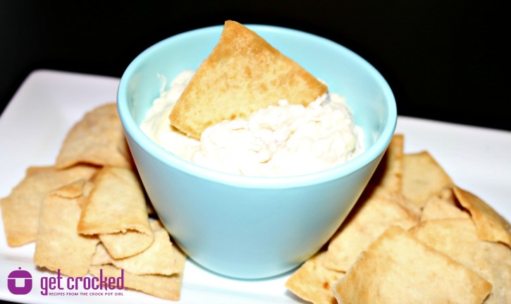** Slow Cooker Chicken Cordon Blue Dip