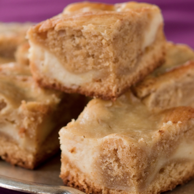 Slow Cooker Clean Eating Blondies * *
