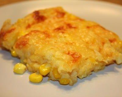 Corn cake Casserole