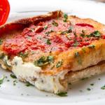**Slow Cooker Eggplant Parmesan
