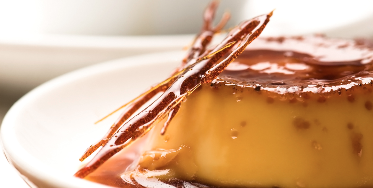 Slow Cooker Flan * *