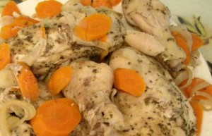 Paleo Italian Chicken