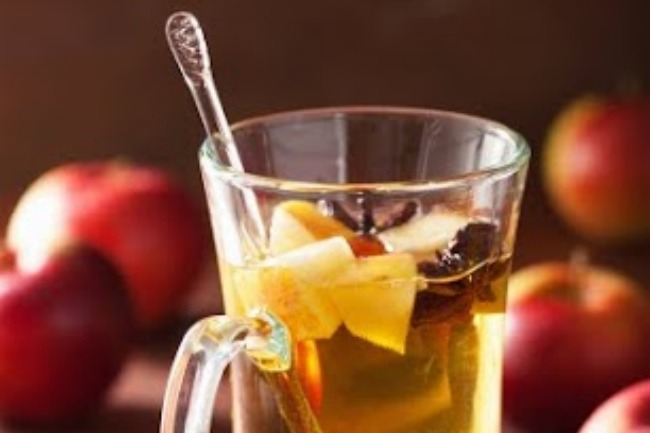 **Slow Cooker Paleo Mulled Cider