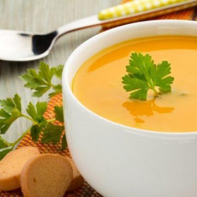 **Slow Cooker Pumpkin Peanut Butter Soup