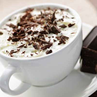 Slow Cooker Decadent Hot Chocolate **
