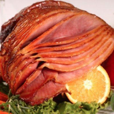 **Slow Cooker Maple Brown Sugar Ham