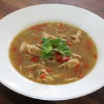 **Slow Cooker Paleo Mexi Chicken Soup