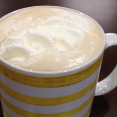 Slow Cooker Vanilla Crème Brûlée Latte * *