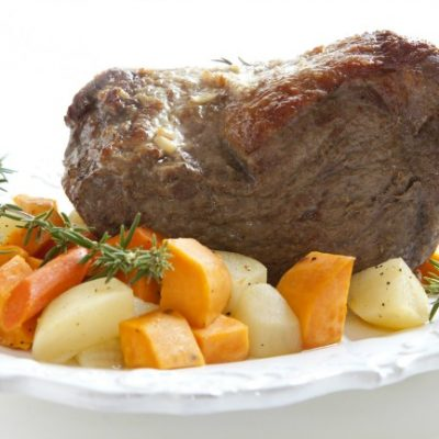 **Slow Cooker Pot Roast