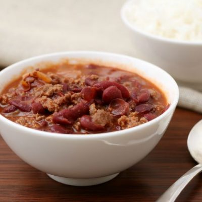 **Slow Cooker Busy Workings Moms BBQ Chili