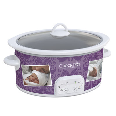 Create-A-Crock Slow Cooker