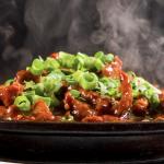Slow Cooker Steak Diane Mushroom Stew * *