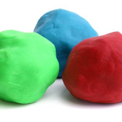 Slow Cooker Play Dough * *