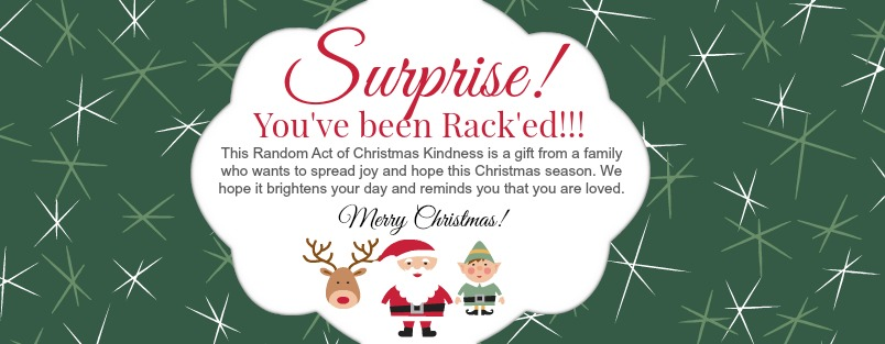 You've been RACK'd!