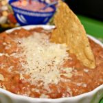 Slow Cooker World's Best Cheesy Bacon Bean Dip