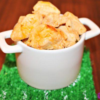 Slow Cooker Sweet Hot Crazy Chicken Bites