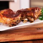 **Slow Cooker Hickory Smoked Ribs