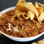 Slow Cooker Cheesy Enchilada Beef Dip