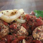 *** Slow Cooker Easy Tomato & Balsamic Chicken